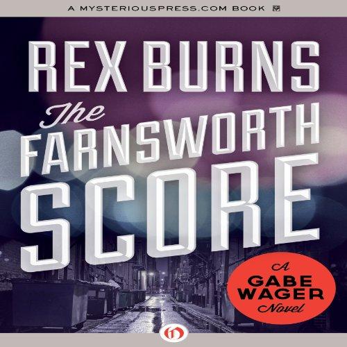 The Farnsworth Score audiobook cover art