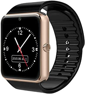 XNNDD Reloj Inteligente Reloj Deportivo Reloj Deportivo a Prueba de Agua Reloj de Salud Medición de la presión Arterial Actividad Rastreador Mujer Hombre