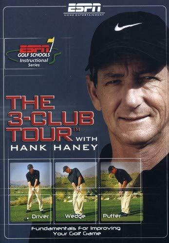 Hank Haney ESPN Schools 3 Club