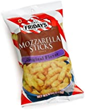 TGI Fridays Mozzarella Snack Sticks, 2.25-Ounces (Pack of 6)