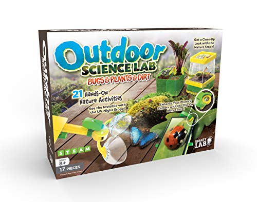 Outdoor Science Lab Bugs, Dirt, & Plants