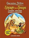 Le Voyage dans le temps - Cléopâtre - Gengis Khan - Elisabeth 1ère d'Angleterre