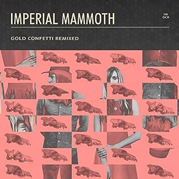 Gold Confetti Remixed EP