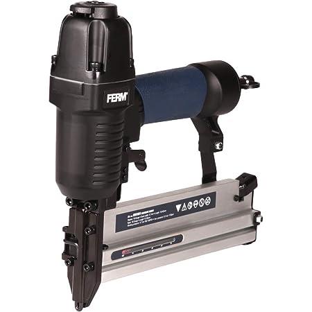 FERM 2000-tlg Klammerset für Elektrotacker Tacker Tackercklammern Stahl ETA1010