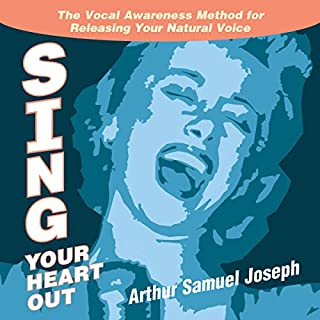 Sing Your Heart Out audiobook cover art