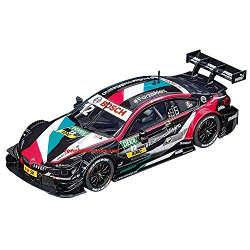 Carrera Digital 132 BMW M4 DTM, 30904, A. Zanardi, No.12,Limited Edition 2019,
