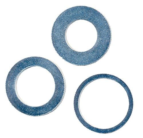 Connex COM361005 Jeu de bagues de réduction diamètre 30 mm 25/20/16 mm, Multicolore