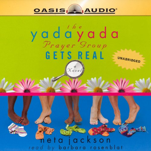 The Yada Yada Prayer Group Gets Real cover art