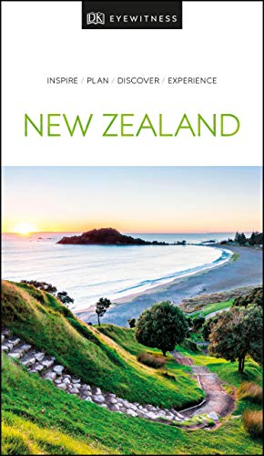 Compare Textbook Prices for DK Eyewitness New Zealand Travel Guide  ISBN 9780241365410 by DK Eyewitness
