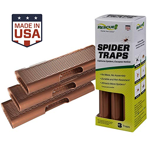 Rescue! Spider Traps – 3 Pack
