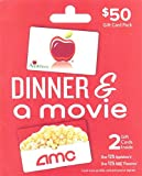 Applebee's - AMC Dinner & A Movie, Multipack of 2 - $25