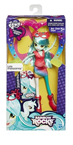 My Little Pony Equestria Girls Rainbow Rocks Lyra Heart Strings Doll by My Little Pony