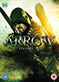 Arrow Season 1-6 [Edizione: Regno Unito] [Reino Unido] [DVD]