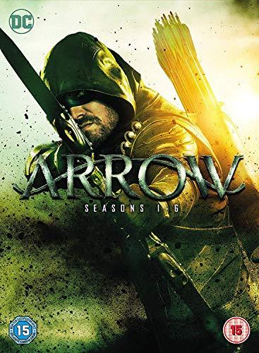 DVD1 - Arrow Season 1-6 (1 DVD)