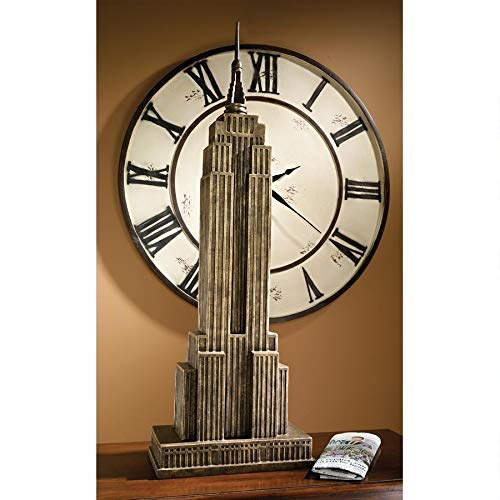 Design Toscano Empire State Building Statue, Bronze