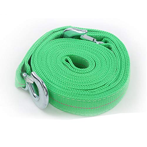Check Out This Tow Rope-Heavy Duty Tow Strap with Safety Hooks-Emergency Off Road Towing Rope-22000 ...