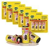 LATERN 24Pcs Mosca Atrapasueños Atrapa Insectos - Trampa Moscas,sin Veneno,Protección del Medio Ambiente para Todo Tipo de Moscas