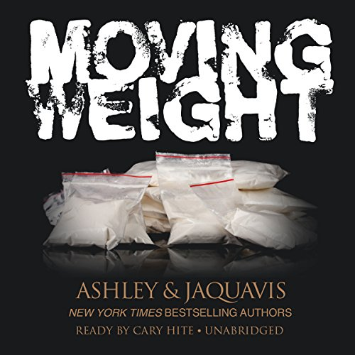 Moving Weight audiobook cover art