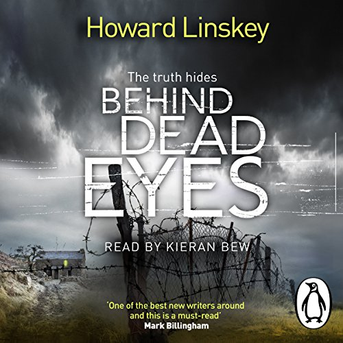 Behind Dead Eyes audiobook cover art