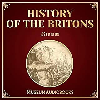 History of the Britons cover art