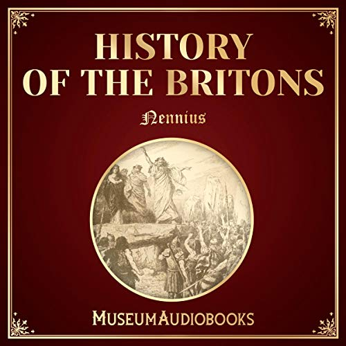 History of the Britons audiobook cover art