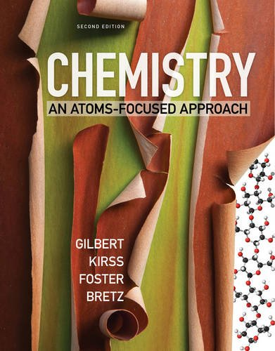 CHEMISTRY:ATOMS-FOCUSED APPROACH