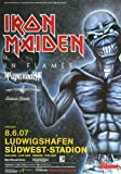 Iron Maiden - In Flames, Ludwigshafen 2007 »