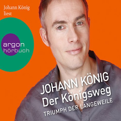 Der Königsweg audiobook cover art