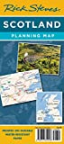 Rick Steves Scotland Planning Map: Including Edinburgh & Glasgow City Maps (Rick Steves Planning Maps)