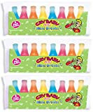 Nik-L-Nip Cry Baby Sour Mini Drinks, 8 Count, Pack of 3