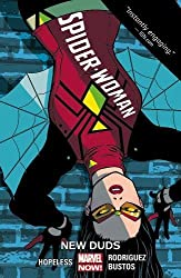 Spider-Woman Vol. 2: New Duds