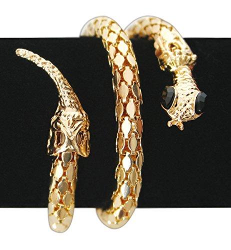 Schlangen Armreif Cleopatra