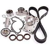 SCITOO Timing Belt Adjuster Water Pump Kit fit 2004-2006 Lexus ES330 V6 DOHC 24V