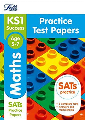 KS1 Maths SATs Practice Test Papers: 2019 tests (Letts KS1 Revision Success) (Letts KS1 SATs Success) by Letts