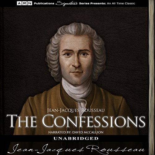 Page de couverture de The Confessions
