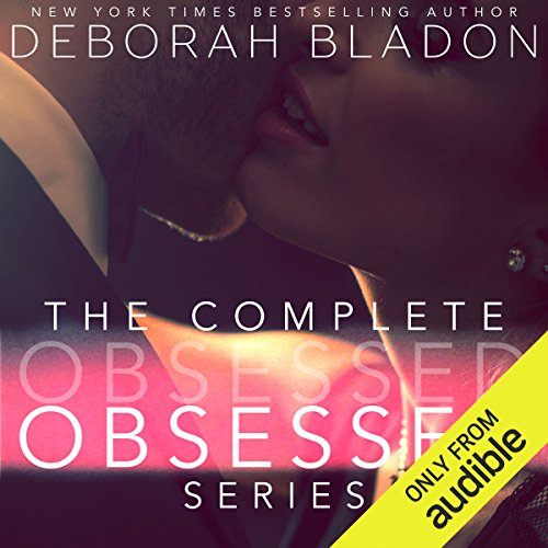 The Complete Obsessed Series cover art