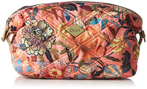 Oilily Oilily S Toiletry Bag, Damen Taschenorganizer, Mehrfarbig (Shell Pink), 8x13x20 cm (B x H x T)