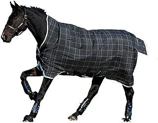 Horseware, Rhino Wug Turnout Heavy Vari-Layer, Black/Grey/White Check & Grey,