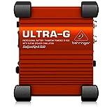 Behringer GI100 Ultra-G Di-Box Attiva con Simulatore Cabinet 4x12