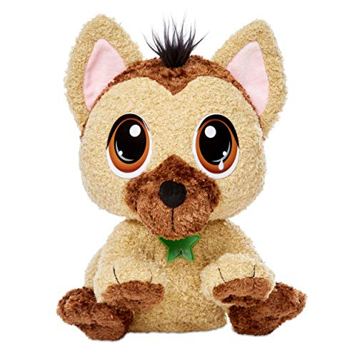 Little Tikes Rescue Tales Adoptable Pet German Shepherd Interactive Plush Pet Toy