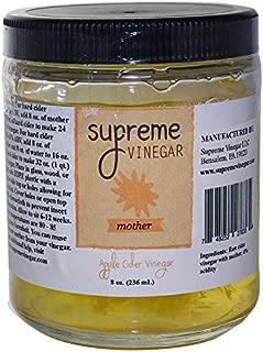Supreme Vinegar Supreme Cider Mother of Vinegar