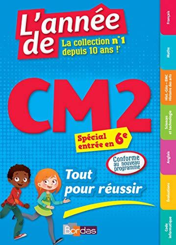 Cahier de cours CM2