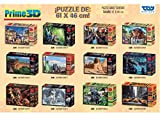 Toy Partner- Prime 3D Juguete, Puzzle, Multicolor (10098)