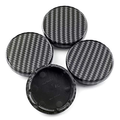 GAOJIA 4pcs 49mm 45mm Wheel Center Caps Caps Cover Fit Compatible con Subaru BRZ 2013-2017 Toyota SIION FR-S 2013-2016 86 2017-2019 Coche Llantas