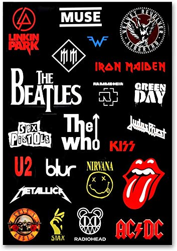 """Alice in Chains Metal Music Rock Band Vinyl Sticker Decal Car Window Wall 12/"""""""