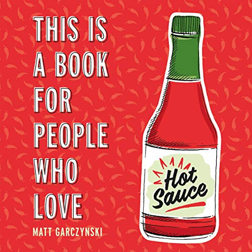 This Is a Book for People Who Love Hot Sauce Titelbild