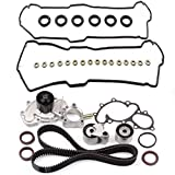 ECCPP Timing Belt Kit Water Pump Cover Gasket Fit 1996-1998 Toyota Tacoma 4Runner Tundra 5VZFE