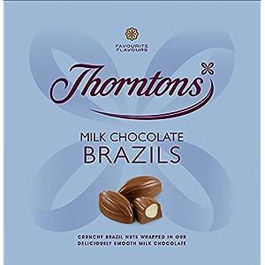 thorntons chocolate favorite flavours ballotin (milk brazils) Thorntons Chocolate Favorite Flavours Ballotin (Milk Brazils) 51QLWV tKaL