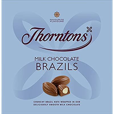thorntons chocolate favorite flavours ballotin (milk brazils) Thorntons Chocolate Favorite Flavours Ballotin (Milk Brazils) 51QLWV tKaL