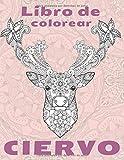 Ciervo - Libro de colorear